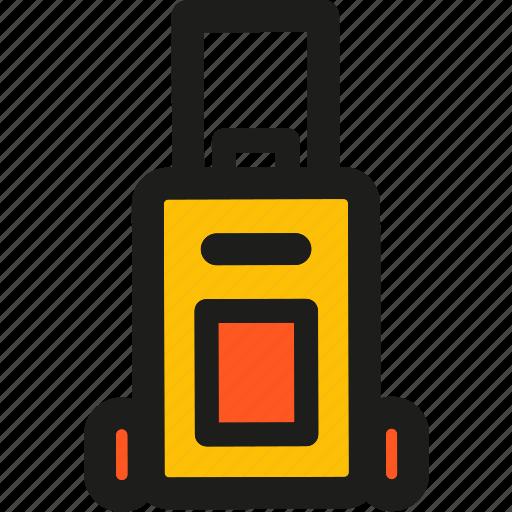 bag, baggage, briefcase, hotel, luggage, suitcase, travel icon