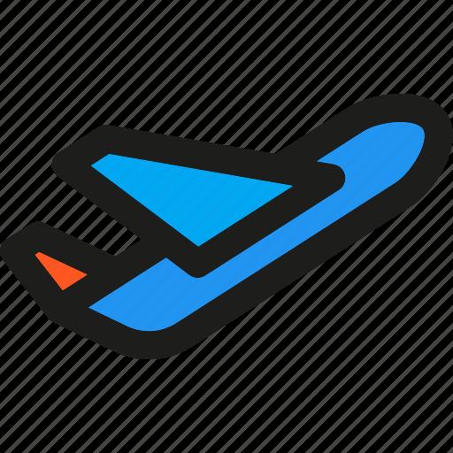 airplane, airport, plane, transport, transportation, travel, vacation icon