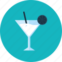 beverage, cocktail, drinks, food, glass, glasses, set icon