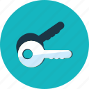 close, key, keys, open, rings, tool, tools icon