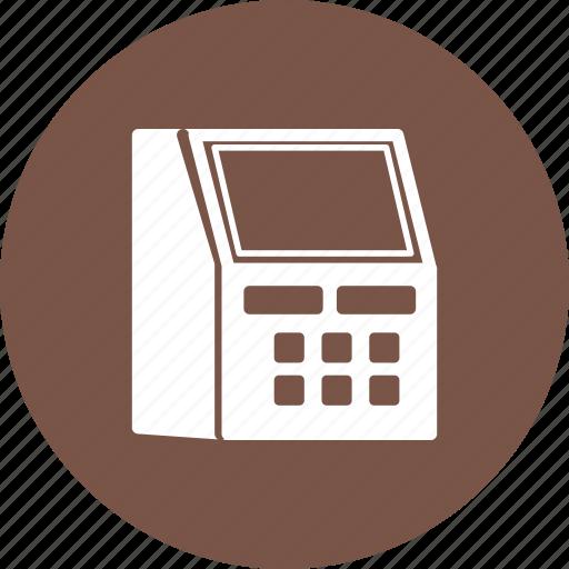 Atm, card, cash, fax machine, money, receipt, withdraw icon - Download on Iconfinder