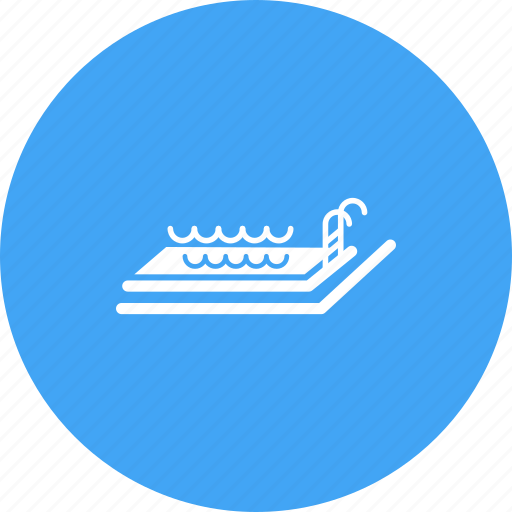 hotel, indoor, pool, reflection, swim, swimming, water icon