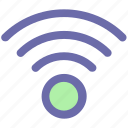 network, signal, wifi, wifi computing, wifi signal, wireless internet icon