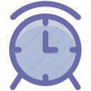 alarm, alert, clock, optimization, time, time optimization, watch icon