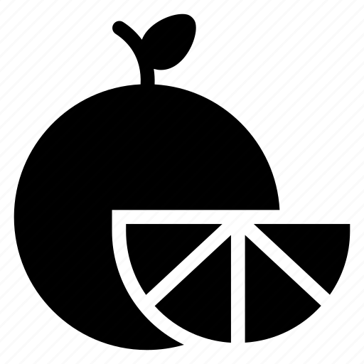 citrus, food, fruit, lemon, orange, orangejuice, orangeslice icon
