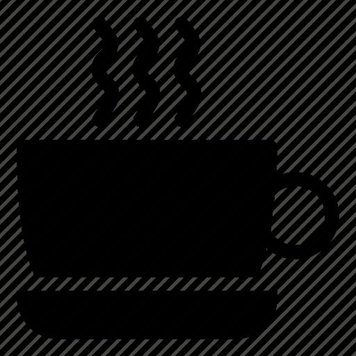 breakfast, cappuccino, coffee, coffeemug, cup, hot, tea icon