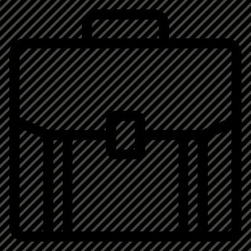 bag, briefcase, business, handbag, money, shopping, travelbag icon