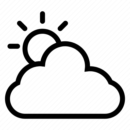 cloud, clouded, cloudy, computing, network, storage, weather icon
