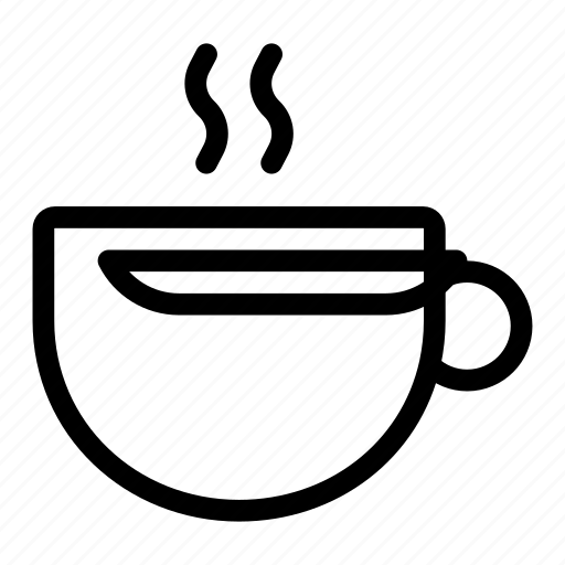 cappuccino, coffee, coffeemug, cup, drink, hot, tea icon