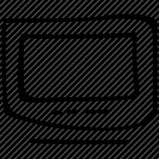 computer, monitor, pc, screen icon
