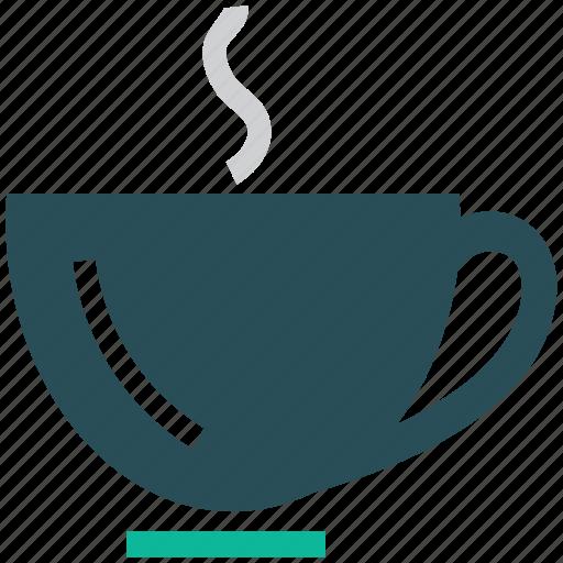 cup, hot coffee, hot tea, tea icon