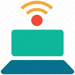 internet, online services, service, signals icon