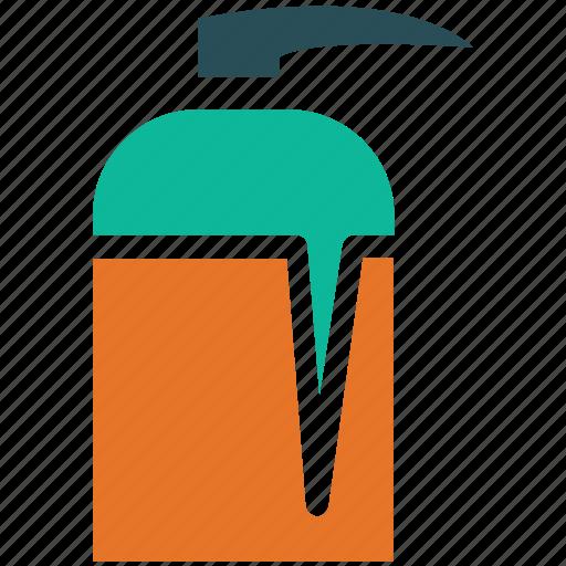 liquid soap, shampoo, soap, soap dispenser icon