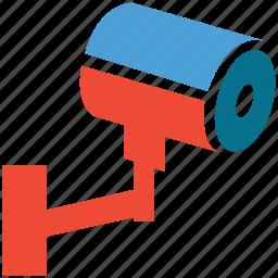camera, security camera, surveillance, video camera icon