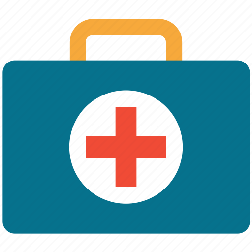 first aid, first aid kit, healthcare, help icon