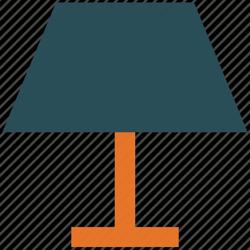 bulb light, lamp, light, table lamp icon