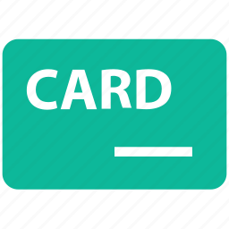 card, cash, credit, debit icon