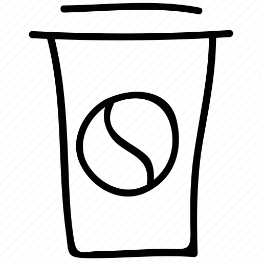 coffee, drink, papercup, tea icon