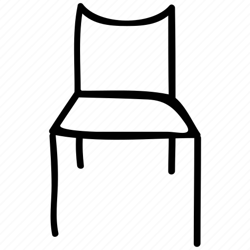 chair, furniture, interior, seat icon