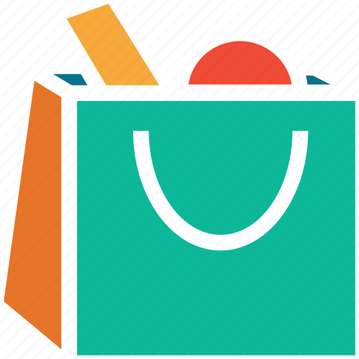 bag, shopper, shopping, shopping bag icon