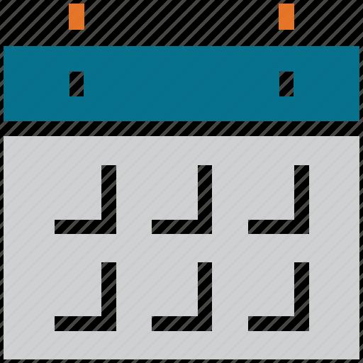 calendar, date, month, schedule icon