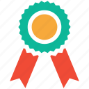 award, badge, medal, prize icon