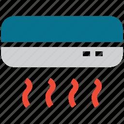 air condition, air conditioner, air conditioner split, split air icon