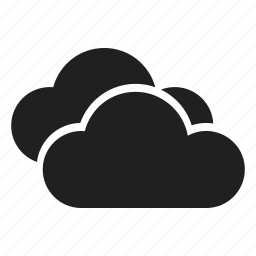 clouds, hotel, pleasant, transport, weather icon
