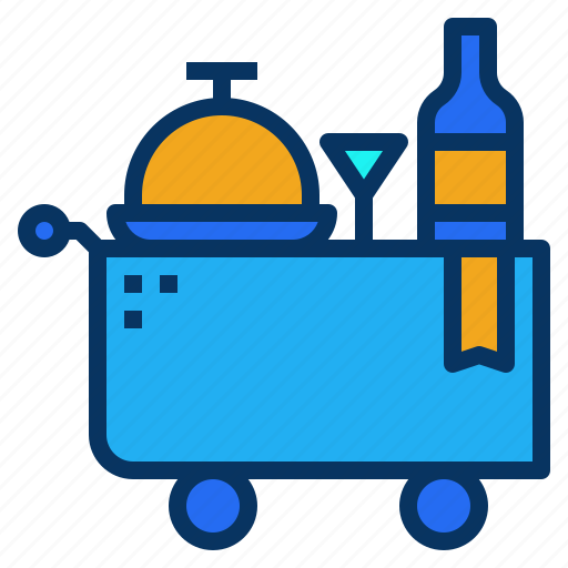 catering, delivery, food, hotel, restaurant, service icon