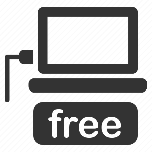 access, computer, free, internet, lan icon