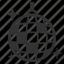 ball, dance, disco, event, light, nightclub, party