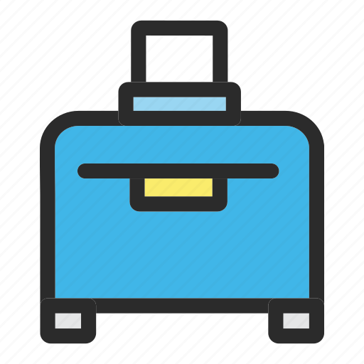 bag, holiday, hotel, tourism, travel, vacation icon