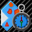 compass, location, maptravel, navigation