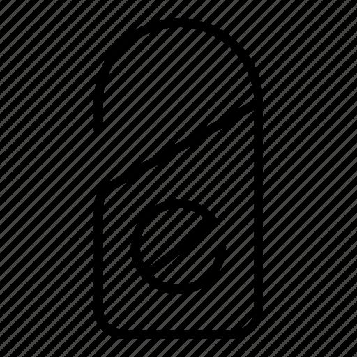 Door, hanger, privacy icon - Download on Iconfinder