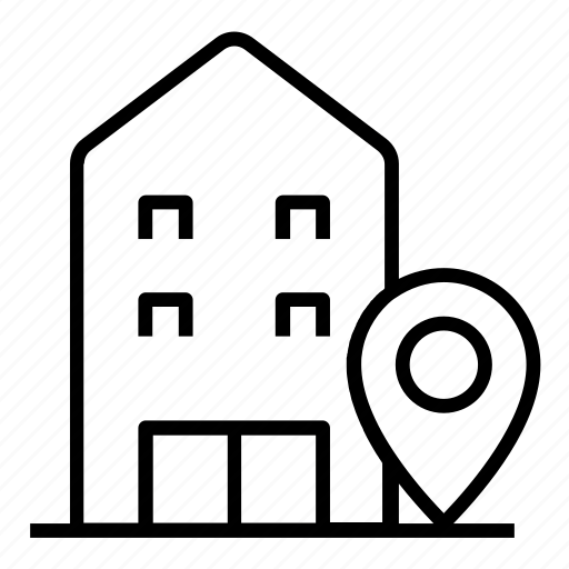 Hotel, location, travel icon - Download on Iconfinder