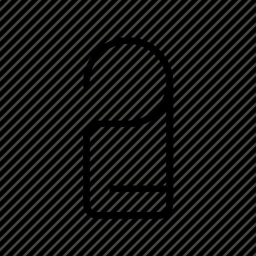 door, hanger icon