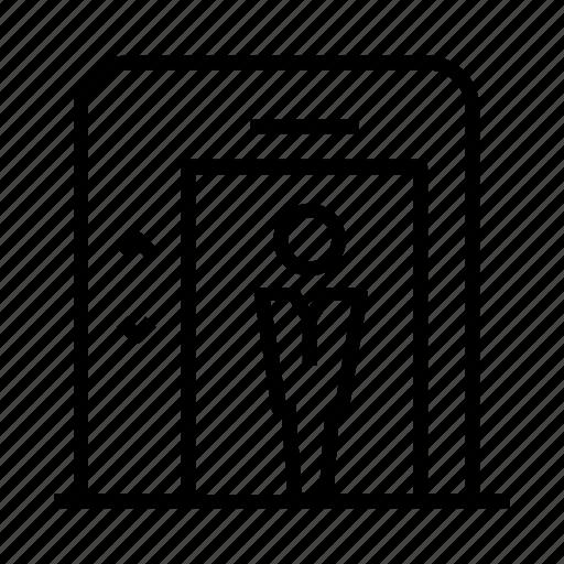Elevator, lift, passenger icon - Download on Iconfinder