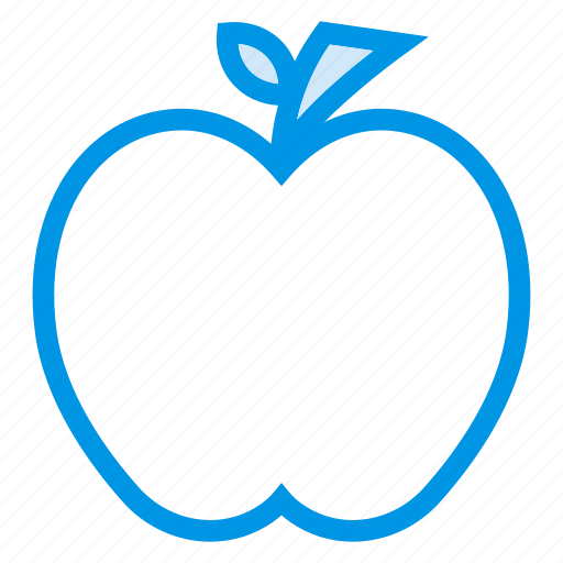 apple, education, food, fruit, healthy, mix, sweet icon