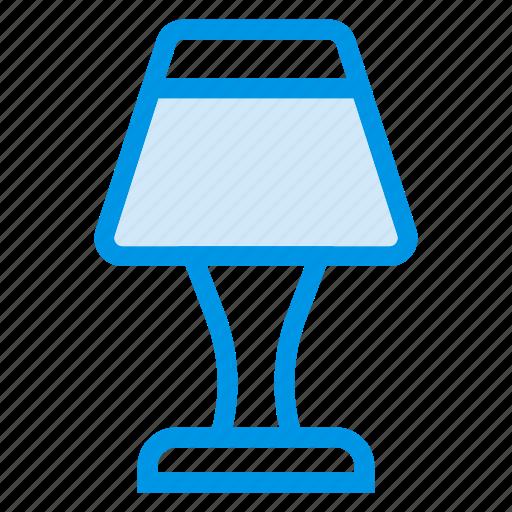 desklamp, desklight, electronic, lamp, light, lighting, table icon