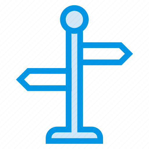 arrow, direction, left, move, navigation, right, way icon