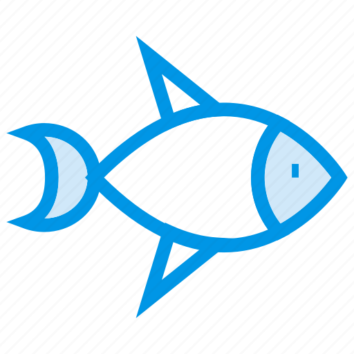 fish, fishing, food, meat, seafood, trout, water icon
