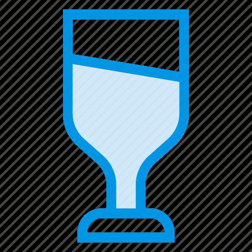 beer, drink, glass, soda, softdrink, water, wine icon