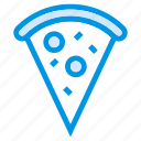 fast, food, healthy, pepper, pizza, restaurant, slice icon