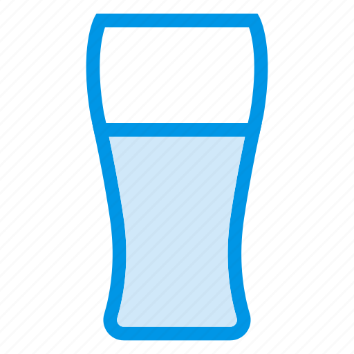 alcohol, bars, drink, glass, restaurant, soda, water icon