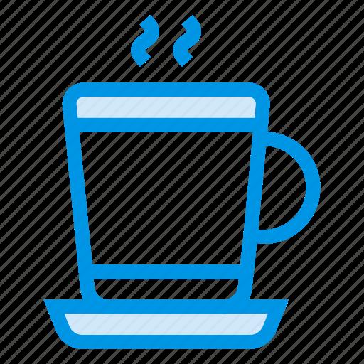 coffee, cup, drink, food, soft, tea, teacup icon