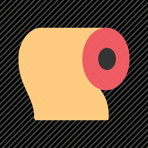 domestic, health, paper, roll, rolls, tissue, toilet icon
