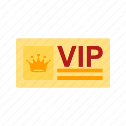 card, celebrity, gold, luxury, member, success, vip icon