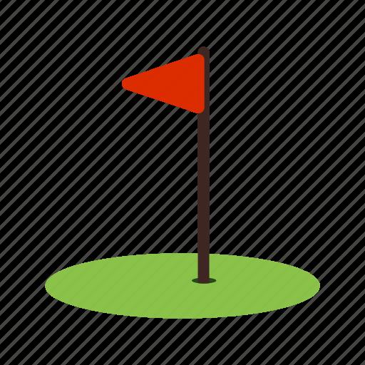 ball, goal, golf, player, post, sports, stick icon