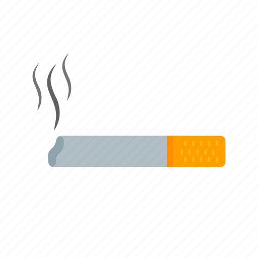 burn, cigarette, cigarettes, danger, health, nicotine, tobacco icon