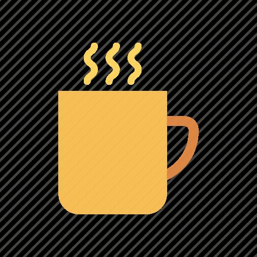 coffee, hot, mug, tea icon